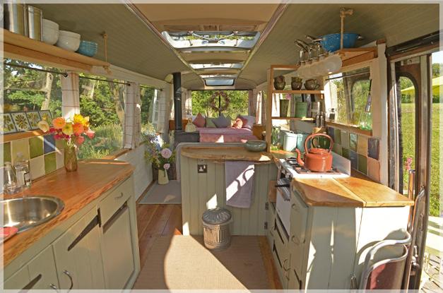 My interior design blog ideas for interior design of a for Bus interior designs